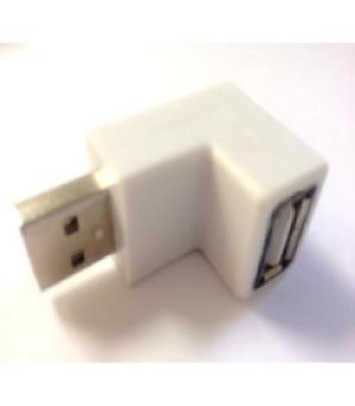 USB - USB Adapter M/F 90