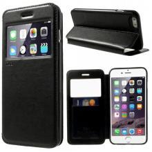 iPhone 6/6S Leather Case Mercury