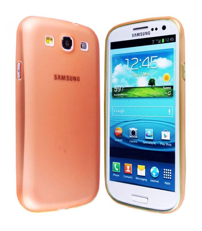 Samsung Galaxy S3 Silicone Transparent Case