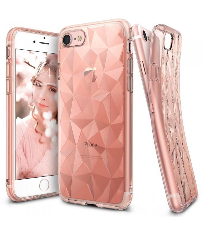 iPhone 4 Geometric Clear Hard Case