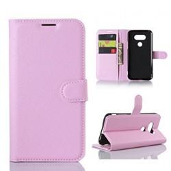 LG G5 Leather Wallet Case