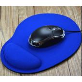 Ergonomic Design Memory Foam Mouse Pad Wrist Rest Support