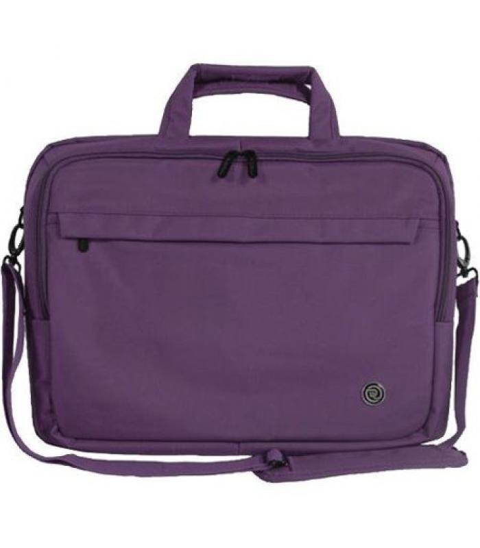 ToteIt Delux Laptop Case 15'' - Purple