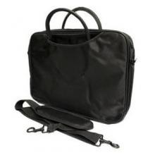 "TopSync 15.6"" Laptop carrying case with shoulder strap- Black"
