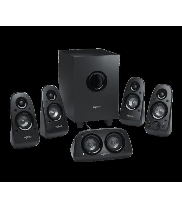 Z506 5.1 Surround Sound Speaker System with Bluetooth