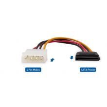 4 Pin Molex to SATA Power Cable (SATA to Molex)