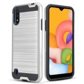 Samsung Galaxy A01 Hybrid Case