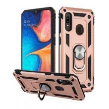 Samsung Galaxy A20 Ring Kickstand Cover Case