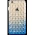 iPhone 6/6S Diamond Bling Color Fade Transparent Case
