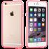 iPhone 6/6S Transparent Case with Color Trim