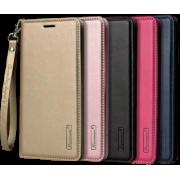 LG G7 Hanman Premium Wallet Case