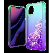 iPhone 11 Heart Sprinkled TPU Case