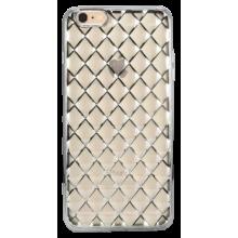 iPhone 6/6S Diamond Design Transparent Case