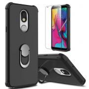 LG Stylo 4 Kickstand Ring Case