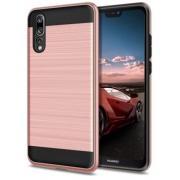Huawei P20 Pro Brushed Hybrid Case