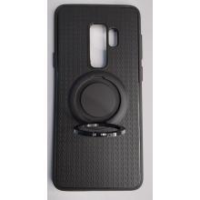 Samsung S9 Plus Premium TPU Case w/ Ring Holder