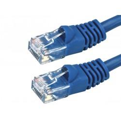 Cables Blue Cat 6 Ethernet Network Patch Cable 6 FT
