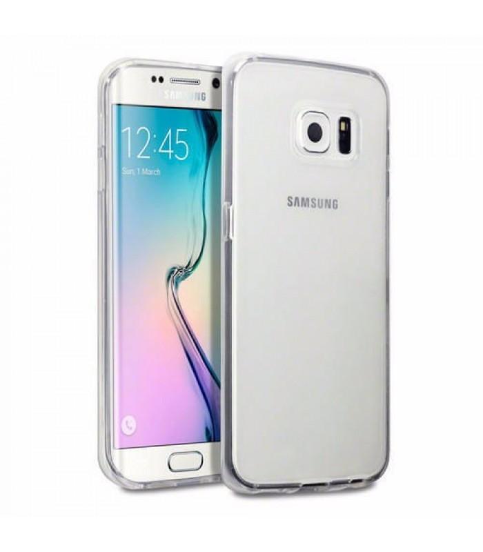 Samsung Galaxy S6 Edge Transparent Silicone Case