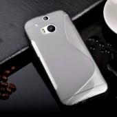 HTC One 2 M8 Silicone Case
