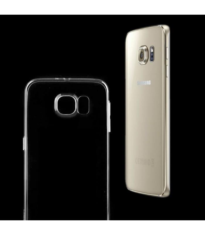 Samsung Galaxy S6 Transparent Silicone Case