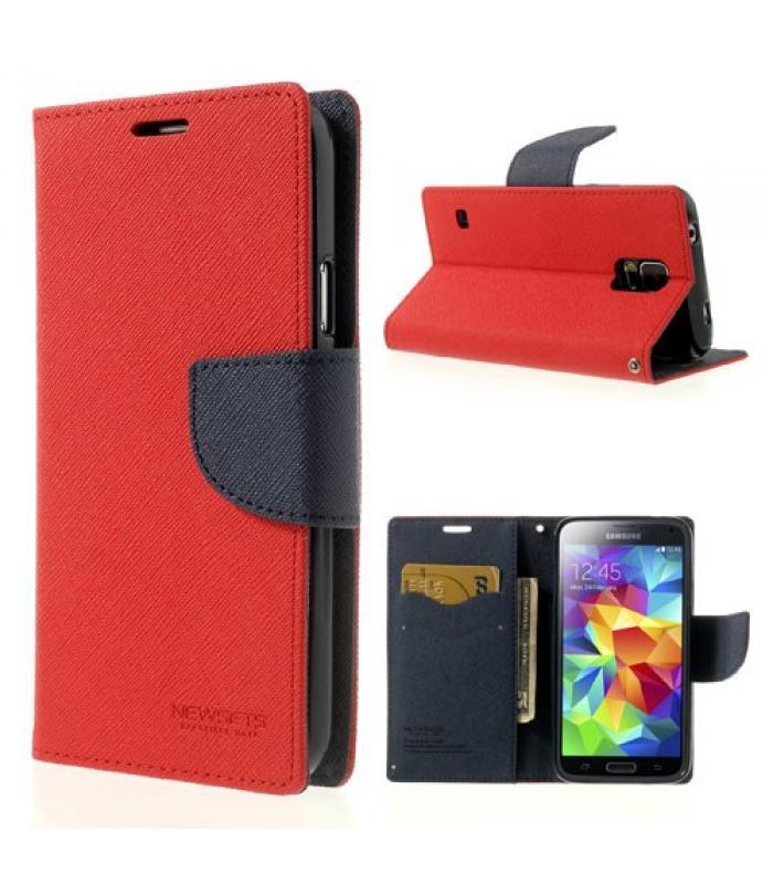 Samsung Galaxy S5/NEO Goospery Flip Case
