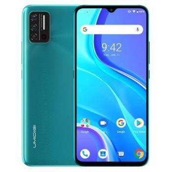 UMIDIGI A7S (32GB), Peacock Green