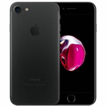 Apple iPhone 7,  Black 32GB - GSM Unlocked, Refurbished