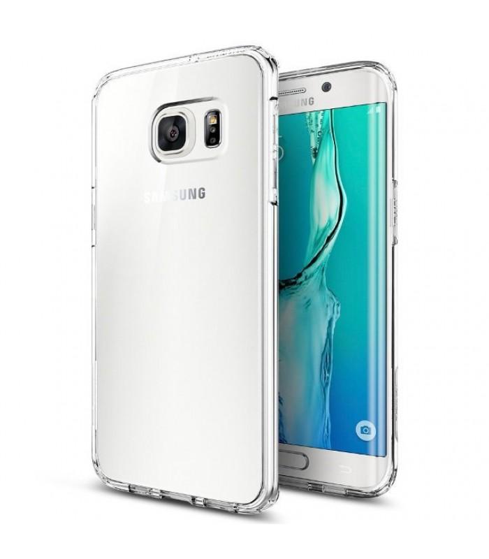 Samsung Galaxy S6 Edge Plus Transparent Silicone
