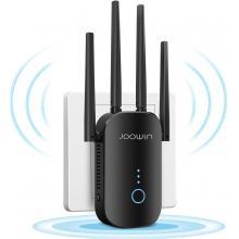 JOOWIN WiFi Extender, 1200Mbps WiFi Booster. Model: JW-WR768AC