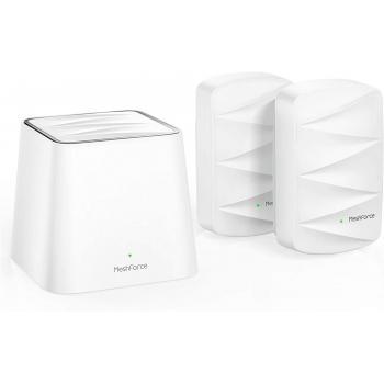 MeshForce Whole Home Mesh WiFi System M3 Suite (1 WiFi Point + 2 WiFi Dot)