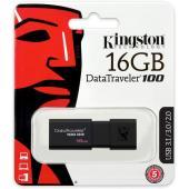 Kingston DataTraveler 100 G3 - USB flash drive - 16 GB