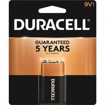 Duracell Battery, 9V