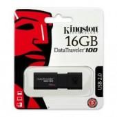 Kingston DataTraveler 16GB USB 3.0 Flash Drive Memory Card