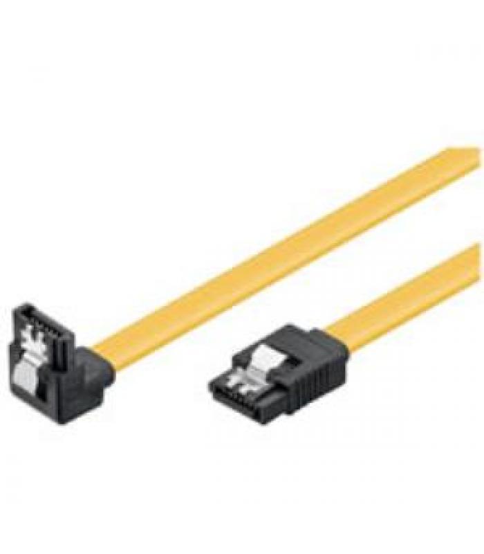 SATA cable 7Pin - 90Degree-Right Angle 3FT