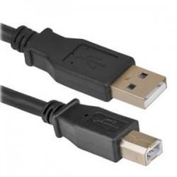 USB 2.0 AM-BM Cable 1FT