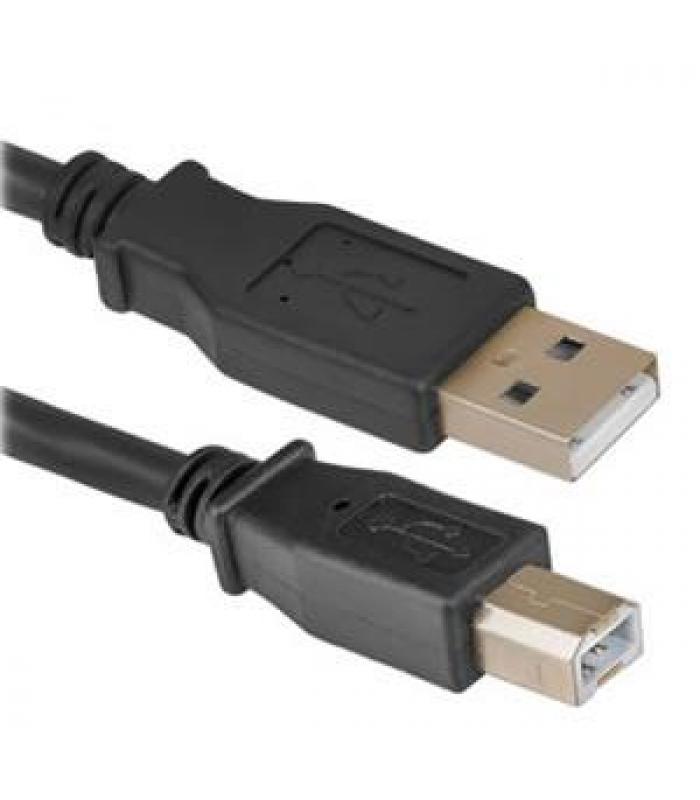 USB 2.0 AM-BM Cable 15FT