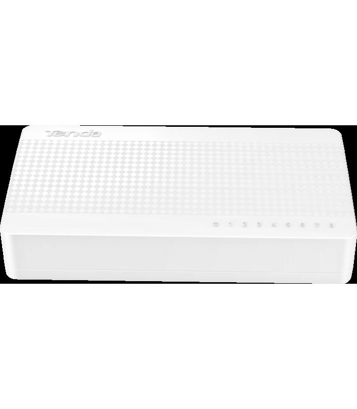 Tenda S105 5-port 10/100 Mbps Desktop Switch Network Setup